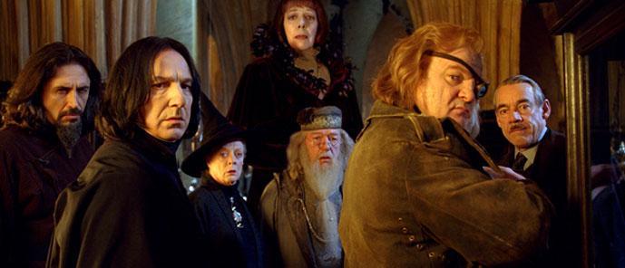 Harry Potter y el fin de semana especial (II)