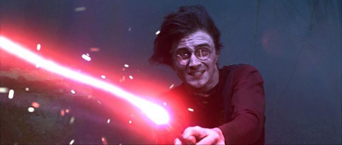 Harry Potter y el fin de semana especial (y III)