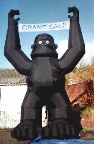 La semana del gorila