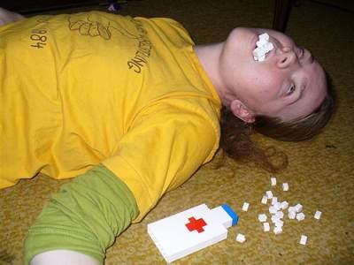 Lego-suicidas