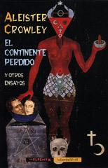 """Biblioteca de clásicos marcianos (IV): """"El continente perdido y otros ensayos"""""""