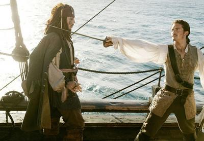 "Blockbusters '06: ""Piratas del Caribe: El cofre del hombre muerto"""