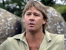 Steve Irwin (1962 - 2006)