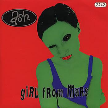 "Cancionzacas: ""Girl From Mars"", de Ash"