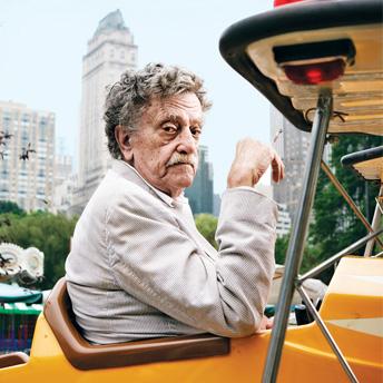Kurt Vonnegut (1922 - 2007)