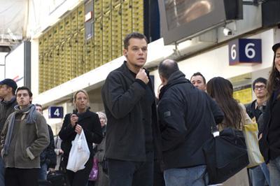 "Blockbusters '07: ""El Ultimátum de Bourne"""