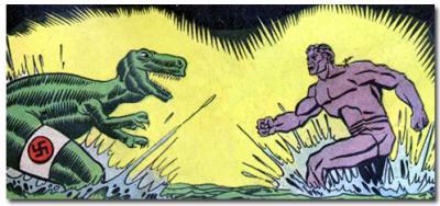 Tyrannonazi Rex