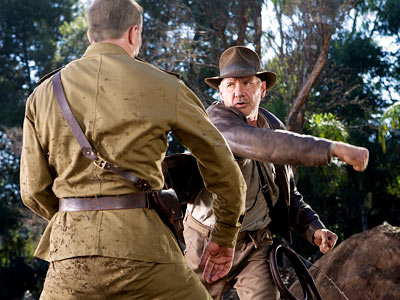 """Blockbusters '08: """"Indiana Jones y el Reino de la Calavera de Cristal"""""""