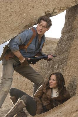 "Blockbusters '08: ""La Momia: La tumba del Emperador Dragón"""