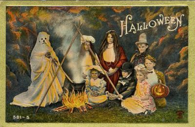 Guía para sobrevivir a Halloween