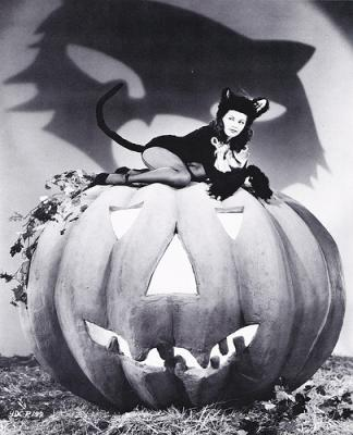 Halloween ABC (IV)