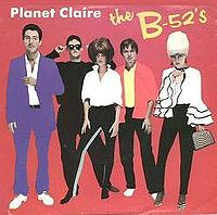 "Cancionzacas: ""Planet Claire"", de the B-52's"