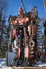 Gigantes de hierro