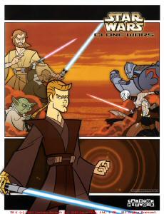 """Y ahora, un interludio: """"Clone Wars"""""""