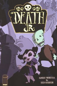 Mignola adopta a Death, Jr.