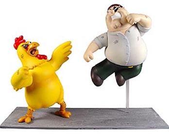 """""""El pollo... me dio un vale caducado"""""""
