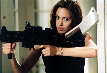 "Blockbusters '05: ""Sr. y Sra. Smith"""