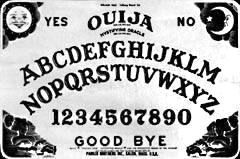 Ouija virtual y otros pasatiempos