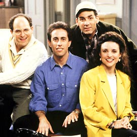 "Telecomedias que merecen la pena: ""Seinfeld"""